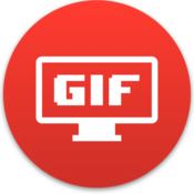 Gif recorder record your screen icon