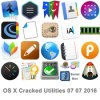 Os x cracked utilities 07 07 2016 logo icon