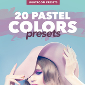20 pastel colors lightroom presets by shinypixel 12728328 icon