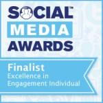 2014 Social Media Awards Finalist MAC5 Web Design & Marketing