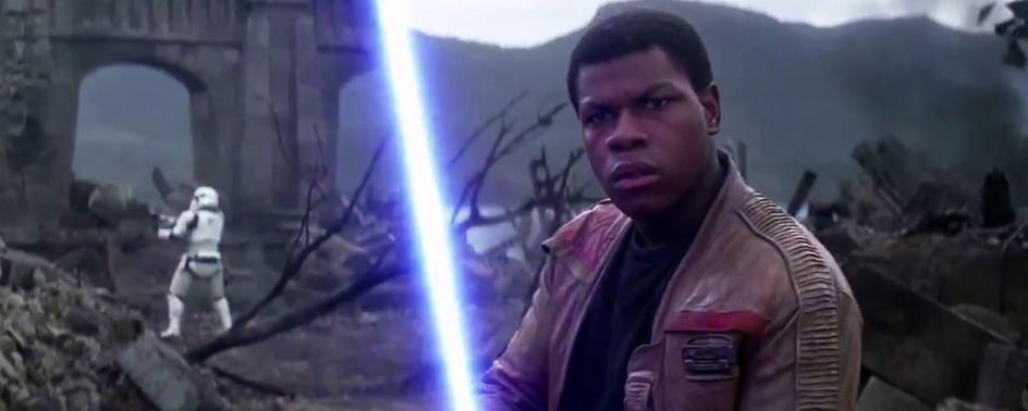 The Force Awakens - Finn