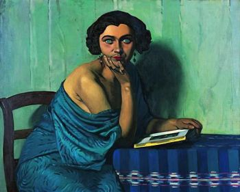 Painting By Felix Vallotton