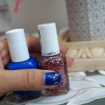 Nail of the Day with Essie: Bouncer It's Me + A Cut Above