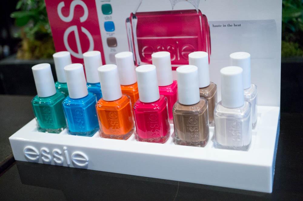 essie nail polish event-3