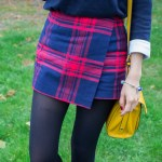 OOTD: Fall for Tartan