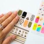 Polish Pop nail art stickers by KISS
