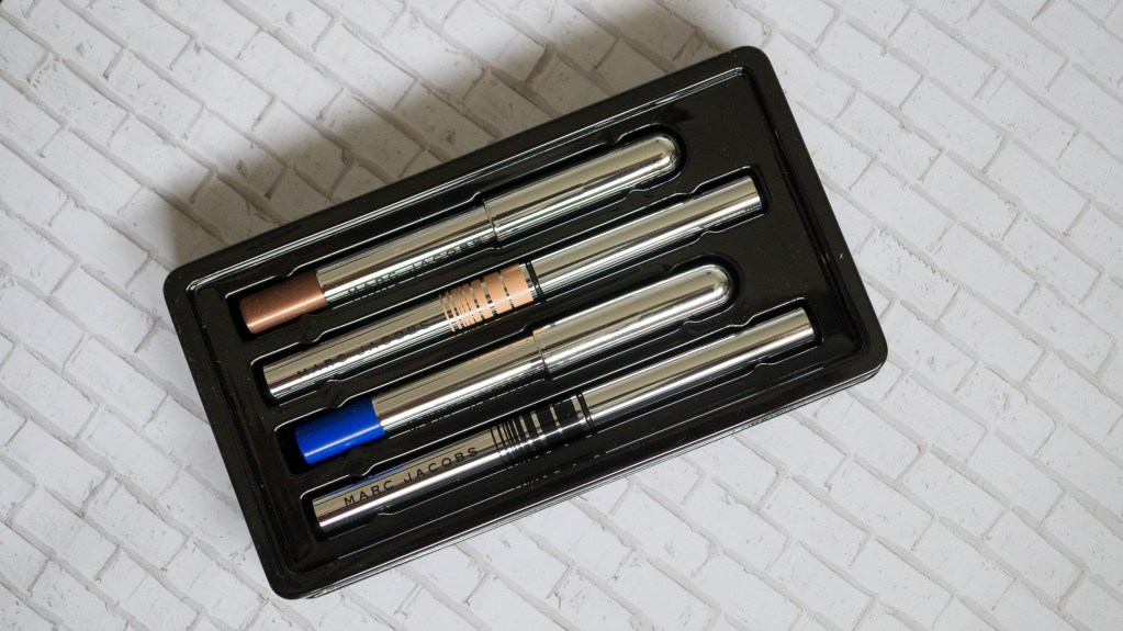 Marc Jacobs High and Fine: 4 Piece Petite Waterproof Eyeliner Collection