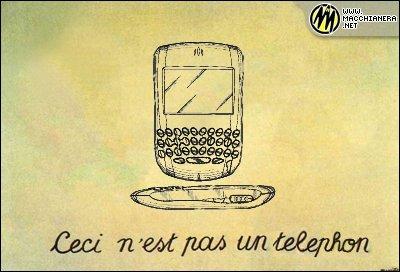 Ceci n'est pas un telephon