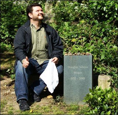 Douglas Adams a Highgate