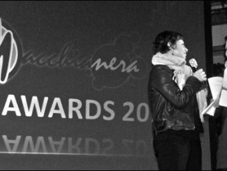 Francesca Romana Barberini e Gianluca Neri ai Machcianera Blog Awards 2010