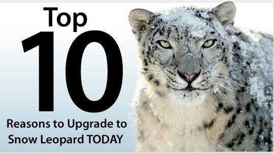 Snow Leopard Update