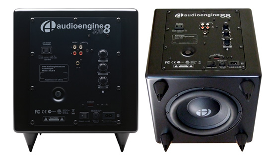 Audioengine N22 P4 S8