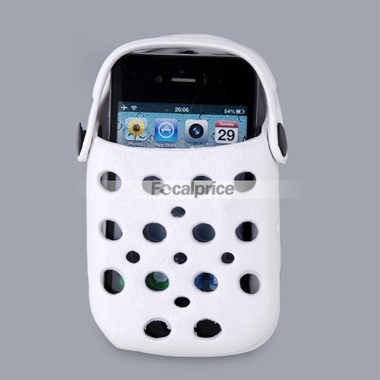 iCroc iPhone case