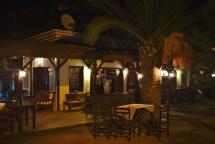 Patara: Die Medusa Bar - Ein schöner Fleck zum Entspannen