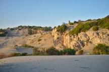Patara: Noch mehr Sand und Felsen an einsamen Stränden laden zum Entspannen ein