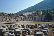 Ephesos: Die Ruinenanlagen sind riesig