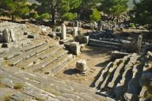 Priene: Tempel des Askepios
