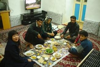 Toudeshk: Die Jalali Familie öffnet mit ihrem Tak-Taku Homestay ihre Pforten für Gäste
