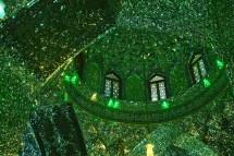 Shiraz: Eine weitere Moschee komplett verziert mit Spiegeln