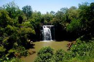 Die Wasserfälle nahe Thika