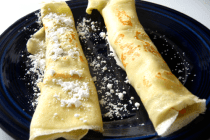 Two lovely crepes