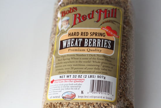 Before there was flour, there was wheat berries.