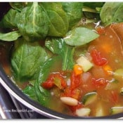 Recipe Girl: Tuscan Vegetable Soup