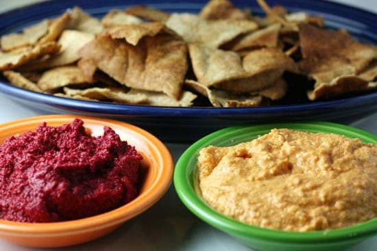 Hummus Two Ways