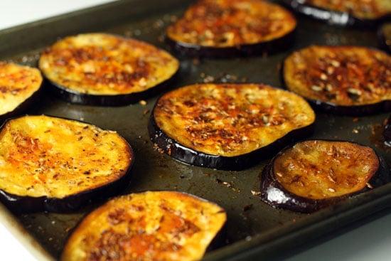eggplants cooked