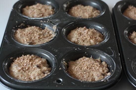 muffins ready