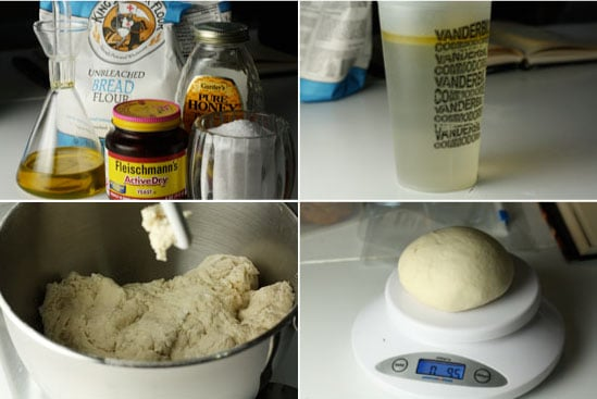 dough making
