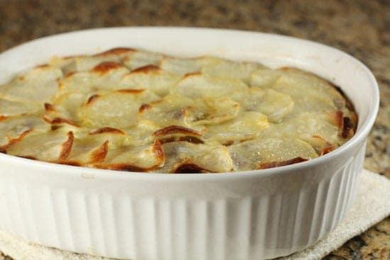 Double Potato Casserole