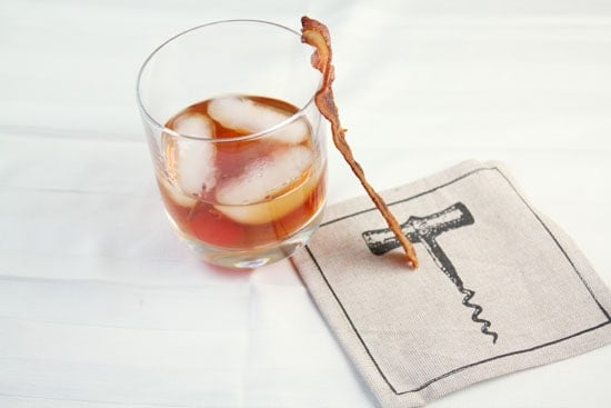 Bacon Bourbon