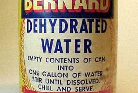dehydratedwater