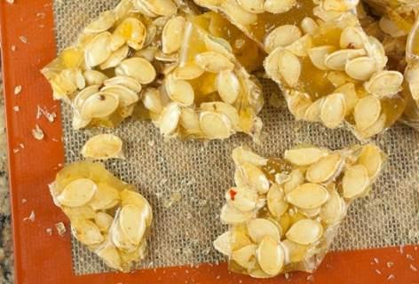 Pumpkin Seed Amber