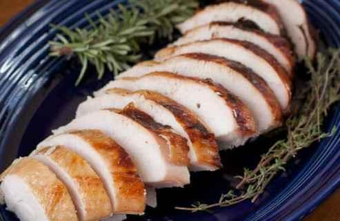 Apple Cider Brined Turkey recipe from Macheesmo