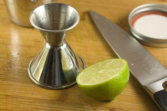 lime - Rickshaw Cocktail