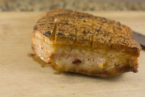 done - Pork Belly Sliders