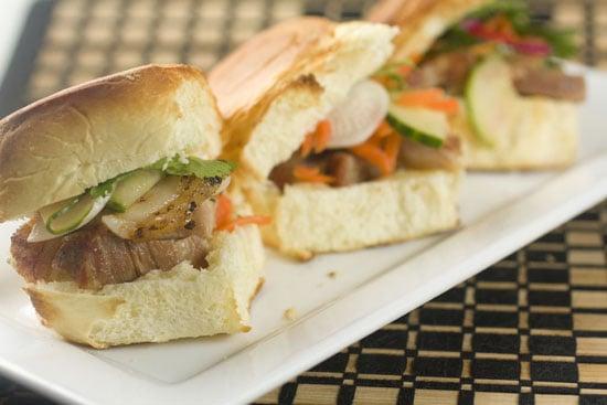 Pork Belly Sliders recipe from Macheesmo