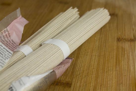 soba noodles - Mango Soba