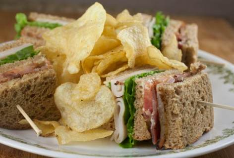 Traditional Club Sandwich
