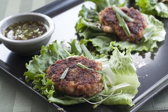 Chicken Lettuce Wraps recipe Macheesmo