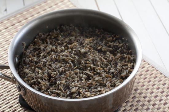cooked - Wild Rice Salad