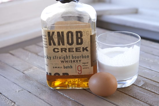 bourbon for Egg White Cocktails