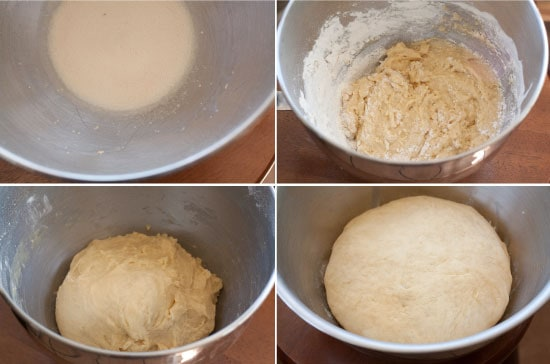 dough for Bacon Cheese Pull Aparts