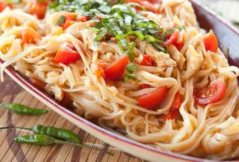 Hot Pepper Noodles
