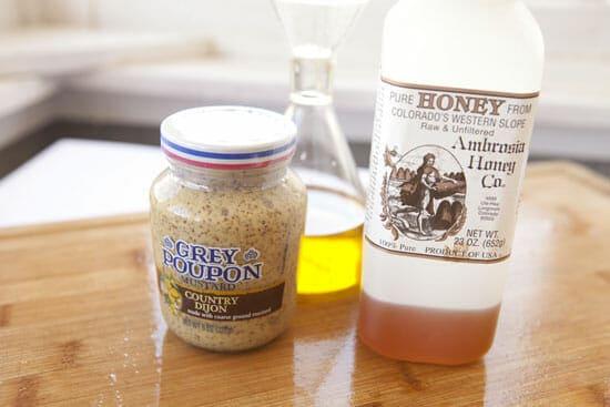 dressing for Honey Mustard Potato Salad