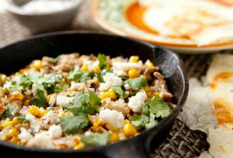 Chicken Mexican Skillet
