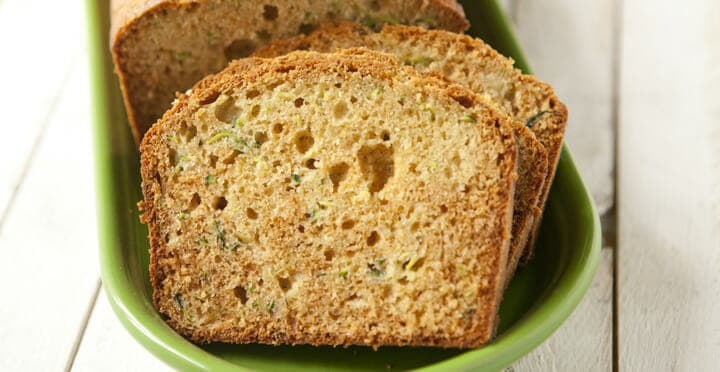 Browned Butter Zucchini Bread