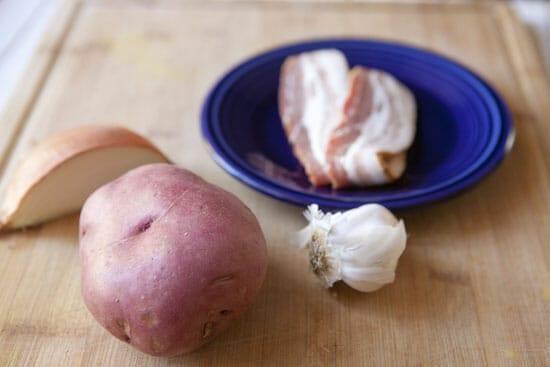 Basics for Freezer Breakfast Bowls